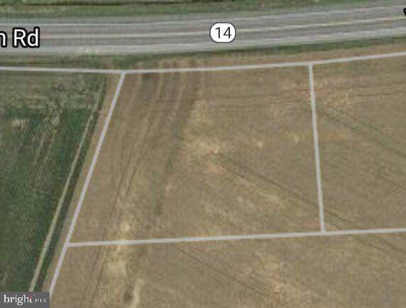 Vacant Lot Vernon Road, HARRINGTON, DE 19952 (#DEKT234480) :: The Allison Stine Team