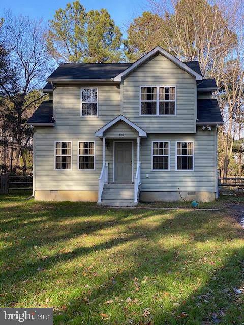 135 Edgewood Road, CHESTER, MD 21619 (#MDQA142370) :: Dart Homes