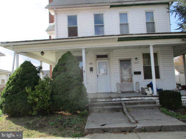 101 N Grant Street, PALMYRA, PA 17078 (#PALN110074) :: Liz Hamberger Real Estate Team of KW Keystone Realty