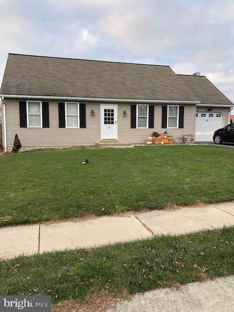 39 Newburg Drive, NEWMANSTOWN, PA 17073 (#PALN110076) :: The Joy Daniels Real Estate Group