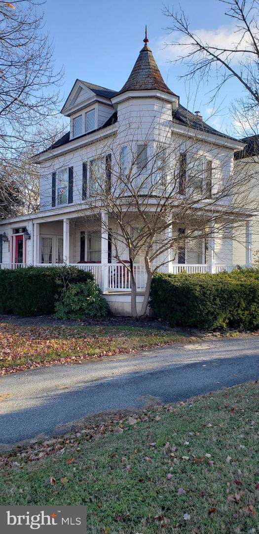 302 Polk Avenue, MILFORD, DE 19963 (#DESU152466) :: Bob Lucido Team of Keller Williams Integrity