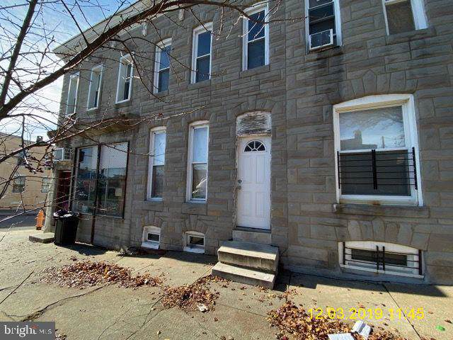 1402 N Luzerne Avenue, BALTIMORE, MD 21213 (#MDBA493960) :: Pearson Smith Realty