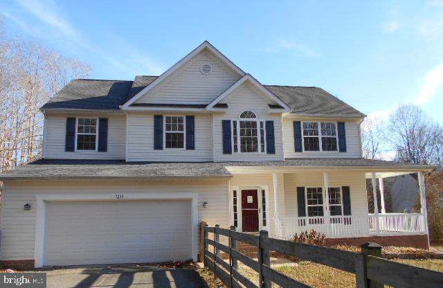 7233 Towles Mill Road, SPOTSYLVANIA, VA 22551 (#VASP218166) :: The Licata Group/Keller Williams Realty
