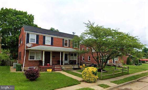 3804 Evergreen Avenue, BALTIMORE, MD 21206 (#MDBA494060) :: Pearson Smith Realty
