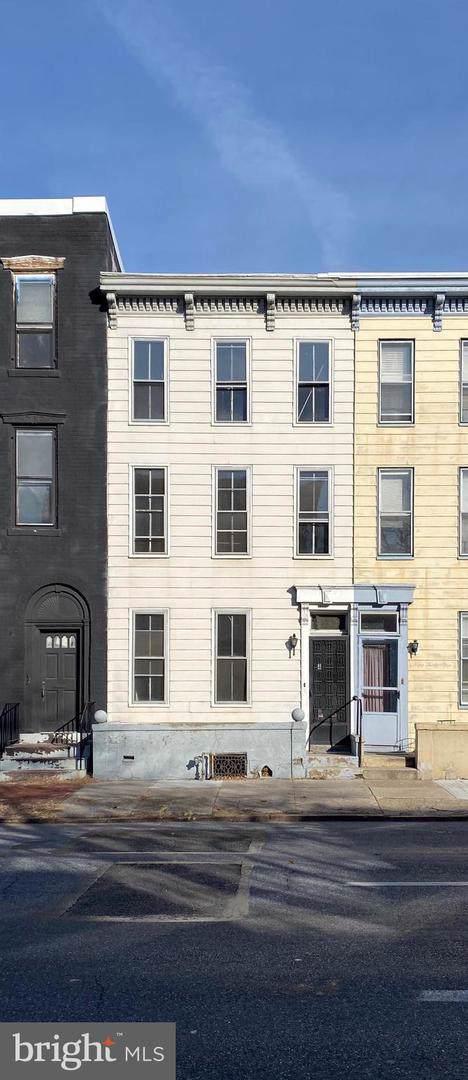 933 N 2ND Street, HARRISBURG, PA 17102 (#PADA117376) :: The Joy Daniels Real Estate Group