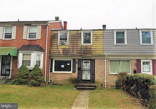 5927 Daywalt Avenue, BALTIMORE, MD 21206 (#MDBA494264) :: The Maryland Group of Long & Foster Real Estate