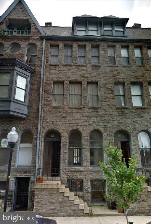 13 W Biddle Street 13A, BALTIMORE, MD 21201 (#MDBA494268) :: Eng Garcia Grant & Co.