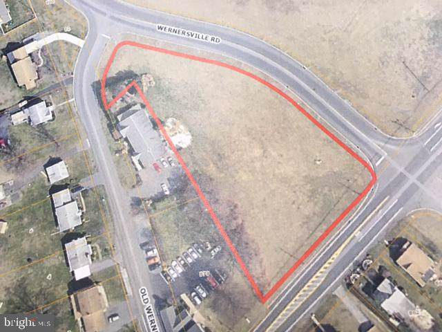 Lot 91 Wernersville Road, READING, PA 19608 (#PABK351712) :: Iron Valley Real Estate