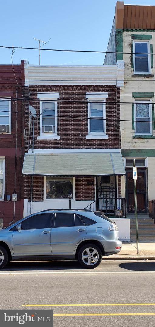 1615 N 29TH Street, PHILADELPHIA, PA 19121 (#PAPH856992) :: Pearson Smith Realty