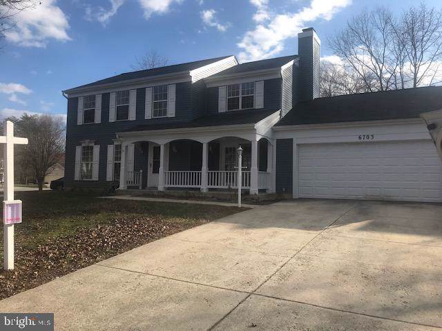 6703 Flying Squirrel Court, WALDORF, MD 20603 (#MDCH209402) :: The Daniel Register Group