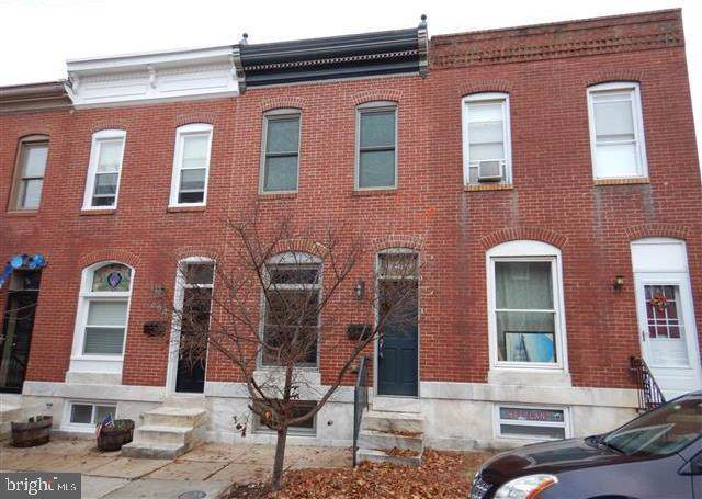 402 S Robinson Street, BALTIMORE, MD 21224 (#MDBA494380) :: Gail Nyman Group