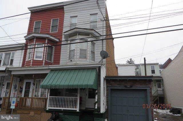 416 E Pine Street, MAHANOY CITY, PA 17948 (#PASK128980) :: Flinchbaugh & Associates
