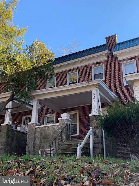 3227 Belmont Avenue, BALTIMORE, MD 21216 (#MDBA494422) :: Revol Real Estate