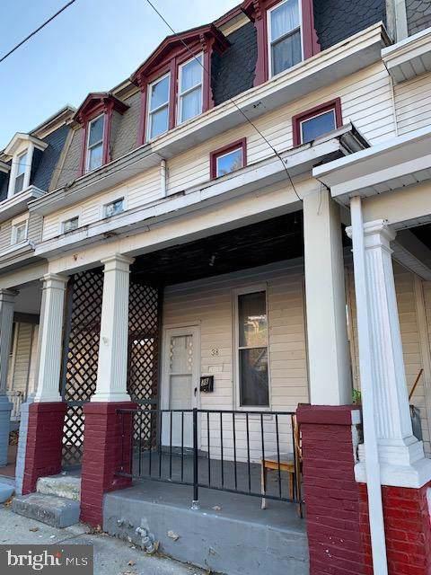 38 S Harrisburg Street, STEELTON, PA 17113 (#PADA117466) :: Teampete Realty Services, Inc