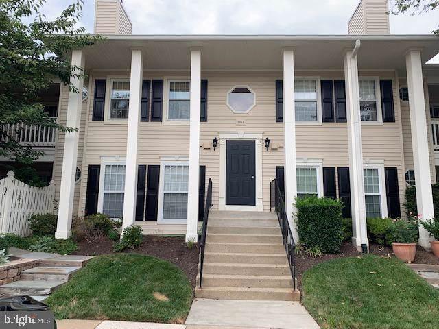 3051-D Trevor House Drive D, OAKTON, VA 22124 (#VAFX1103154) :: RE/MAX Cornerstone Realty