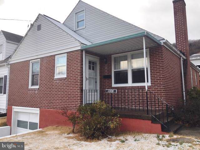 1206 Holland Street, CUMBERLAND, MD 21502 (#MDAL133380) :: The Bob & Ronna Group