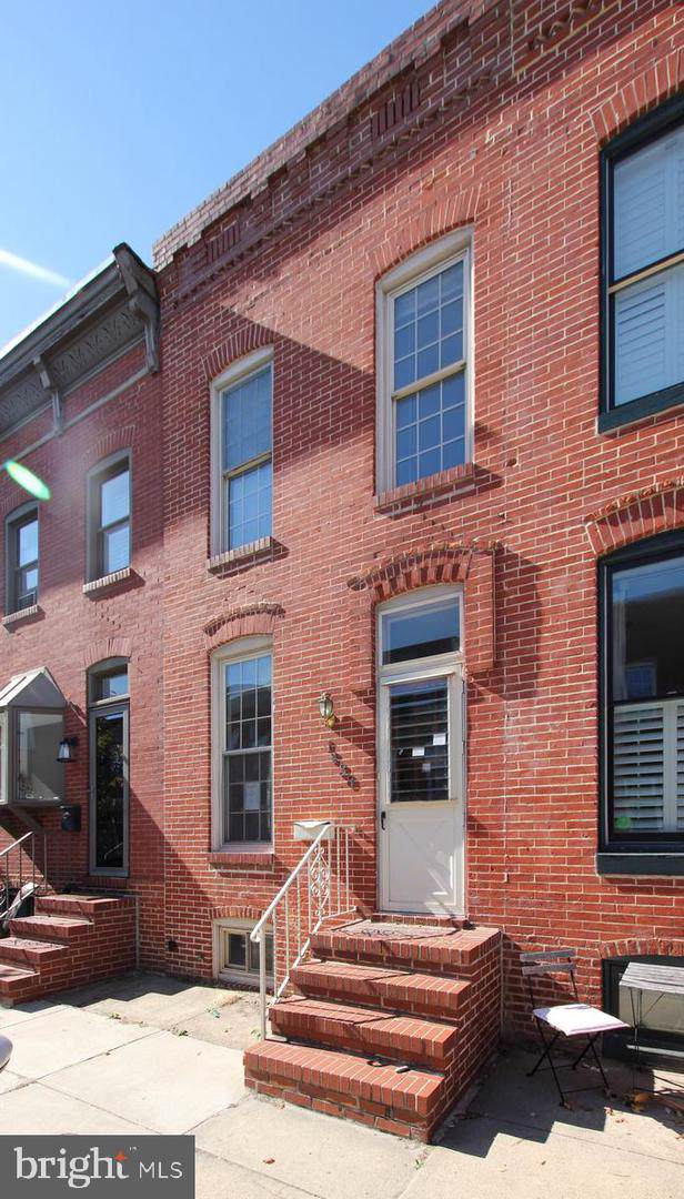1438 Richardson Street, BALTIMORE, MD 21230 (#MDBA494902) :: The Vashist Group
