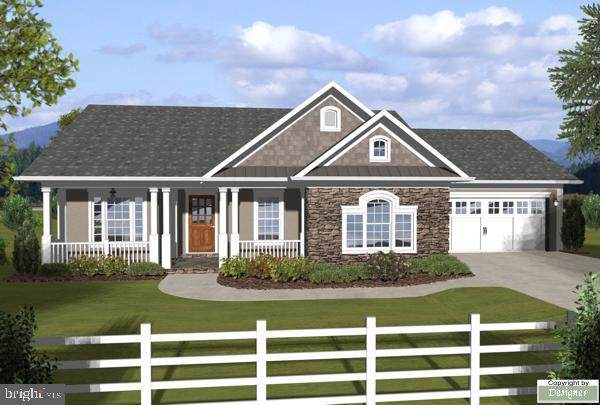 Lot 2 Woodland Church Road, CULPEPER, VA 22701 (#VACU140310) :: The Sky Group
