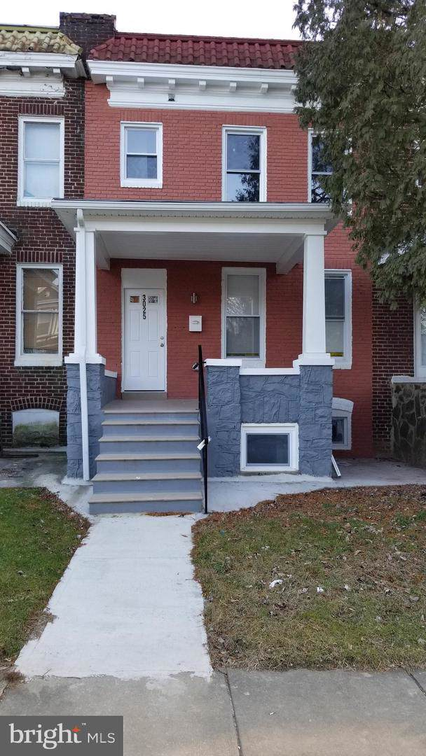 3025 W Garrison Avenue, BALTIMORE, MD 21215 (#MDBA495734) :: Jennifer Mack Properties