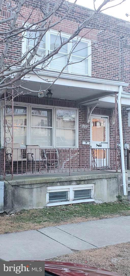 606 Division Street, GLOUCESTER CITY, NJ 08030 (#NJCD384020) :: Shamrock Realty Group, Inc