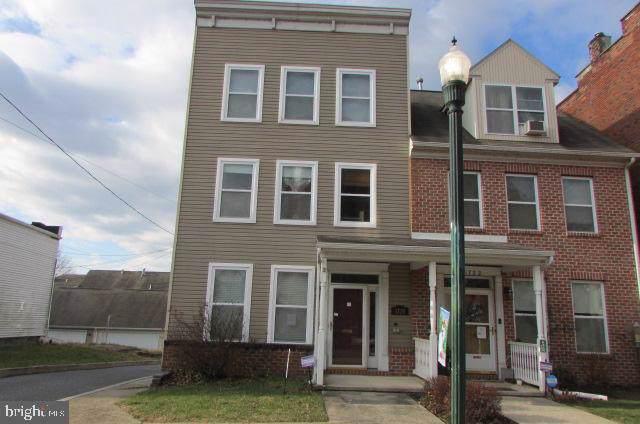 1720 N 5TH Street, HARRISBURG, PA 17102 (#PADA118084) :: ExecuHome Realty
