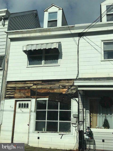 819 Market Street, ASHLAND, PA 17921 (#PASK129318) :: The Joy Daniels Real Estate Group