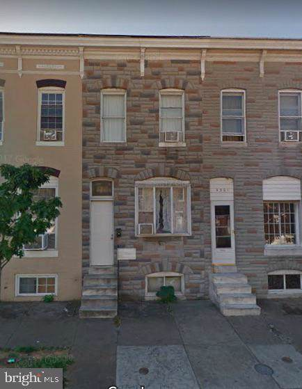 3503 E Baltimore Street, BALTIMORE, MD 21224 (#MDBA496134) :: The Maryland Group of Long & Foster