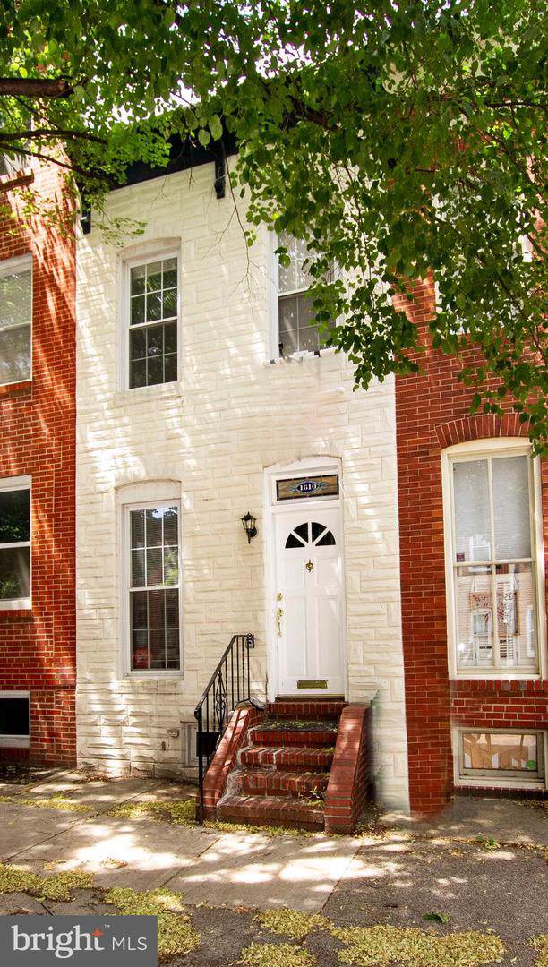 1610 S Charles Street, BALTIMORE, MD 21230 (#MDBA496146) :: Network Realty Group