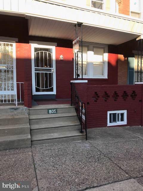 905 N 66TH Street, PHILADELPHIA, PA 19151 (#PAPH861386) :: REMAX Horizons