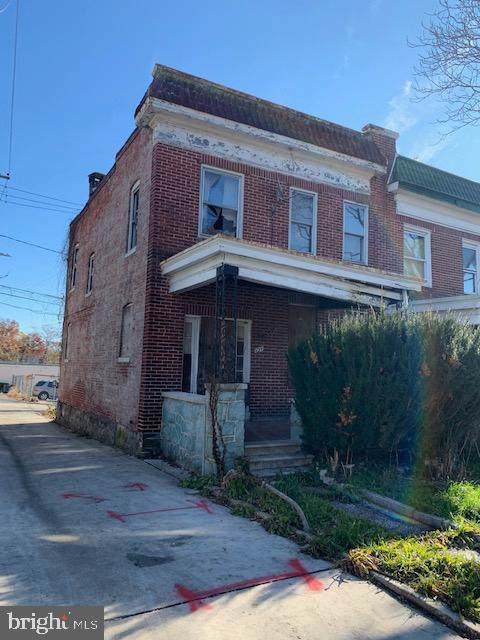 525 Denison Street, BALTIMORE, MD 21229 (#MDBA496308) :: The Riffle Group of Keller Williams Select Realtors