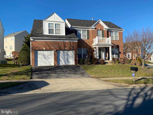 11613 Tall Pines Drive, GERMANTOWN, MD 20876 (#MDMC691666) :: Dart Homes