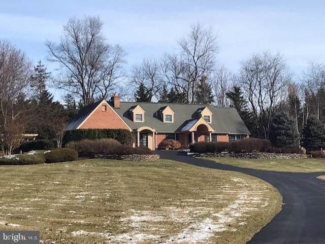 5217 Fairgreene Way, IJAMSVILLE, MD 21754 (#MDFR258314) :: Revol Real Estate