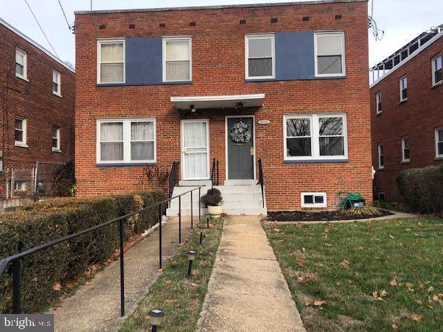 408 Oglethorpe Street NE, WASHINGTON, DC 20011 (#DCDC454456) :: The Vashist Group
