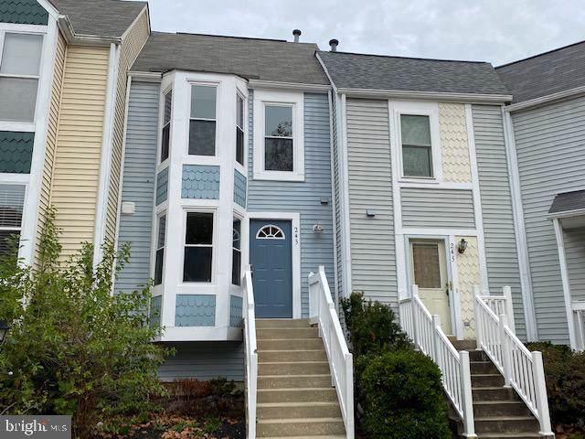 243 Sycamore Ridge Road, LAUREL, MD 20724 (#MDAA422434) :: Viva the Life Properties