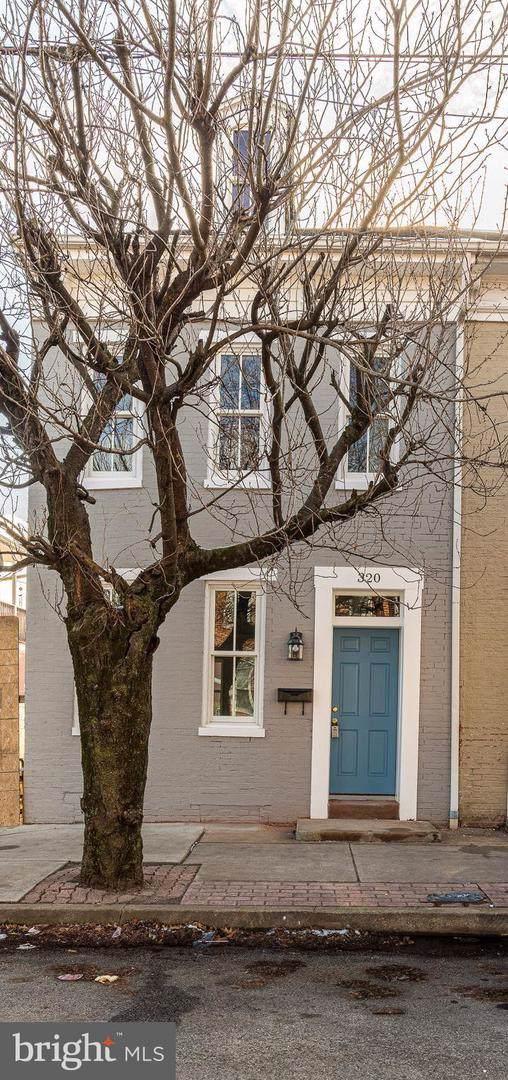 320 W Princess Street, YORK, PA 17401 (#PAYK131320) :: The Joy Daniels Real Estate Group