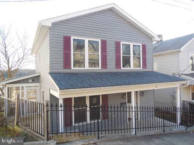 14 W C Street, BRUNSWICK, MD 21716 (#MDFR258408) :: Viva the Life Properties