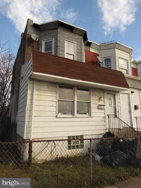 2323 S 71ST Street, PHILADELPHIA, PA 19142 (#PAPH862610) :: REMAX Horizons