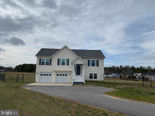 21691 Garfield Way, GREAT MILLS, MD 20634 (#MDSM166998) :: ExecuHome Realty