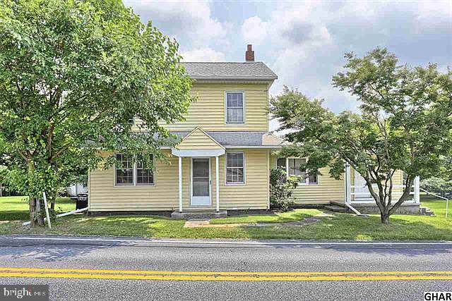 42 Camp Ground Road, DILLSBURG, PA 17019 (#PAYK131394) :: The Joy Daniels Real Estate Group