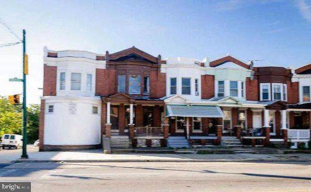 2303 Edmondson Avenue, BALTIMORE, MD 21223 (#MDBA496842) :: The Vashist Group