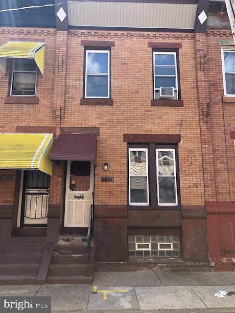 2836 W Albert Street, PHILADELPHIA, PA 19132 (#PAPH862930) :: REMAX Horizons