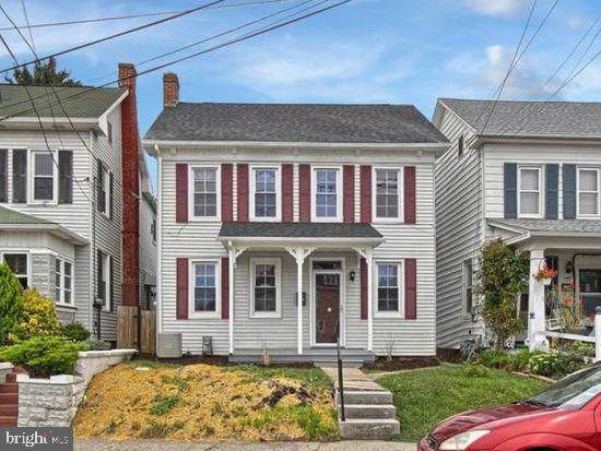 147 3RD Street, HANOVER, PA 17331 (#PAYK131440) :: ExecuHome Realty