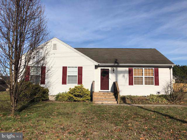 1413 Cedar Street, POCOMOKE CITY, MD 21851 (#MDWO111362) :: The Licata Group/Keller Williams Realty