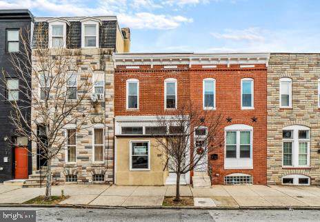 109 N Patterson Park Avenue, BALTIMORE, MD 21231 (#MDBA497098) :: The Maryland Group of Long & Foster