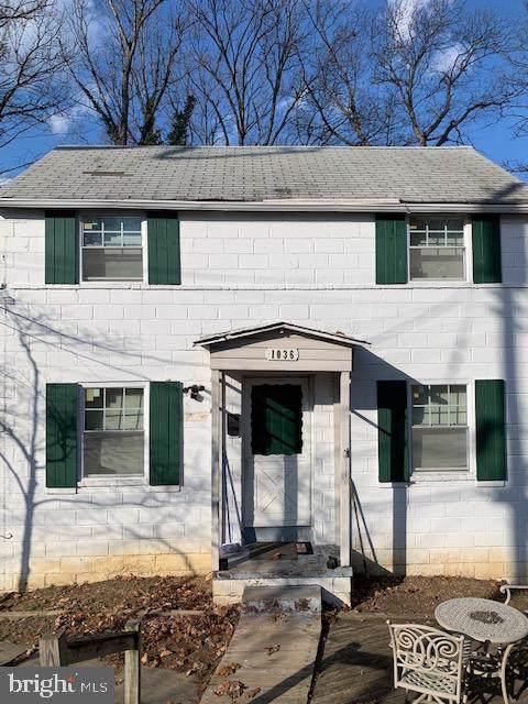 1036 S Edison Street, ARLINGTON, VA 22204 (#VAAR158280) :: Tessier Real Estate
