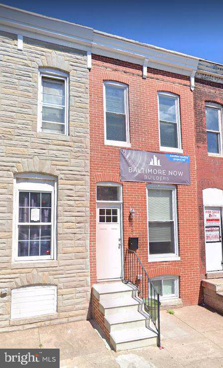 227 N Rose Street, BALTIMORE, MD 21224 (#MDBA497212) :: The Maryland Group of Long & Foster