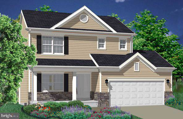 Lot 10 Addison Court, COLLEGEVILLE, PA 19426 (#PAMC635920) :: ExecuHome Realty