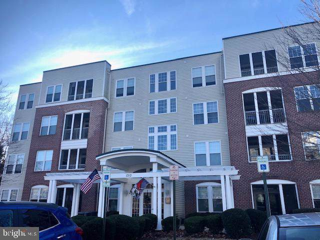 1310-E Scottsdale Drive #235, BEL AIR, MD 21015 (#MDHR242590) :: Revol Real Estate