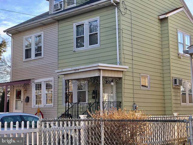 1323 Chambers Street, TRENTON, NJ 08610 (MLS #NJME290510) :: The Dekanski Home Selling Team