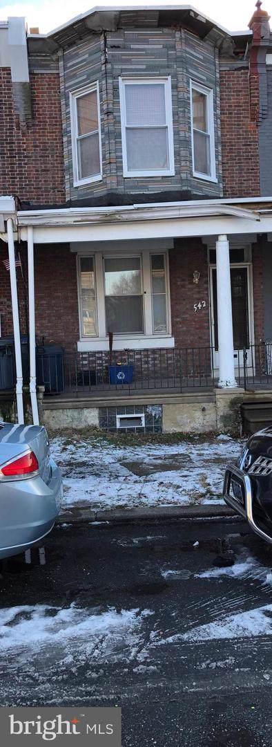 542 W Somerville Avenue W, PHILADELPHIA, PA 19120 (#PAPH864394) :: John Smith Real Estate Group